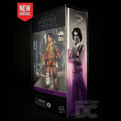 "Deflector DC® Display Case Star Wars Vintage Modern 3.75/"" Proof Card /& Cardback"
